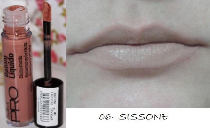 SISSONE - SWATCH